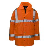 ST Hi Viz Construction Jacket