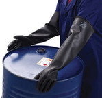 Chemprotec Rubber Gloves