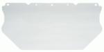 MSA Clear PC Helmet Visor 16cm