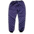 Diamond Quilted Trousers