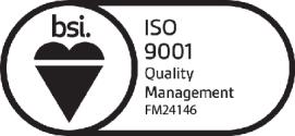 BSI ISO9001