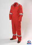 Nero Executive Coverall Red