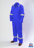 Nero Executive Coverall Royal