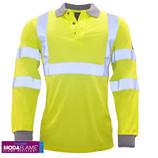 FR Hi VIz Polo Shirt