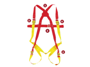 PW Full Body harness
